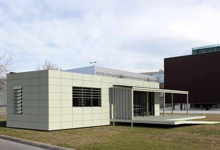 Proyecto E3 de edificación en Becsa
