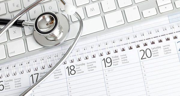 Aurum Bienestar citas médicas consultas gestión recordatorio alarmas calendario