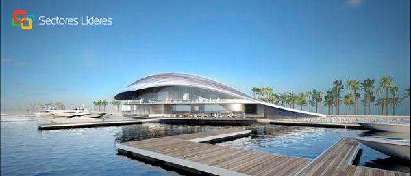 eurofinsa construye club nautico de catar