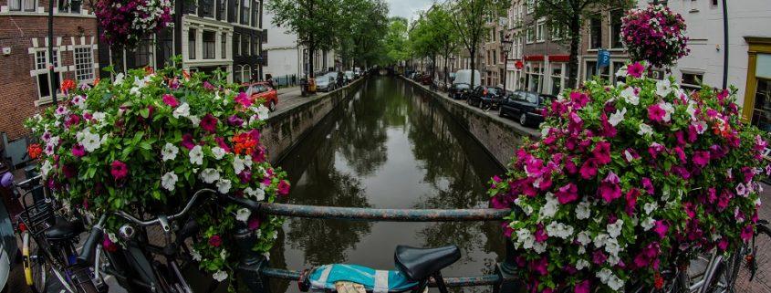 ciudades sostenibles para moverse en bicicleta