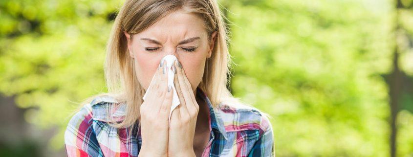 Recomendaciones básicas para reducir las molestias de la alergia primaveral