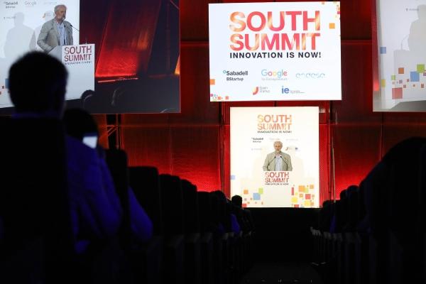 fernando rodriguez acosta marquez recomienda asistir al South Summit
