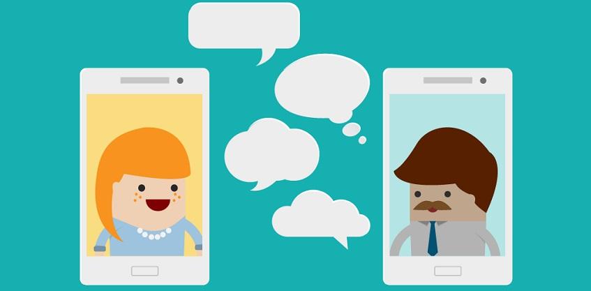 Apps de mensajería más populares en todos los países