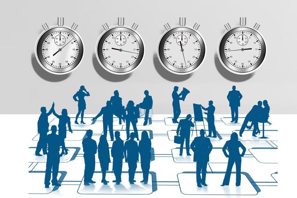 control de la jornada laboral