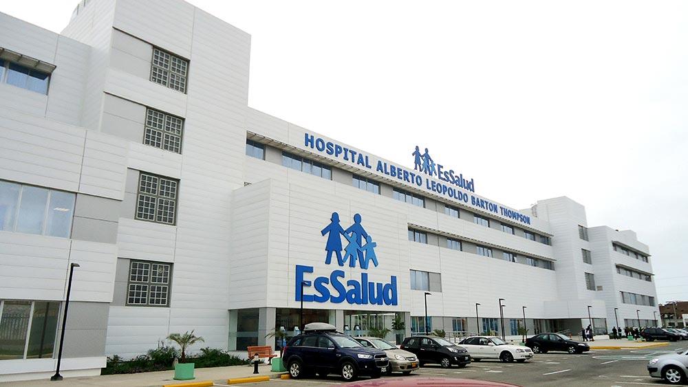 aniversario hospitales app de essalud y eurofinsa