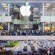 Apple tiendas